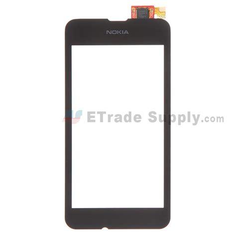 nokia lumia 530 digitizer touch screen black etrade supply