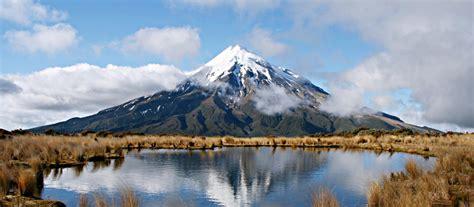 egmont national park taranaki  zealand