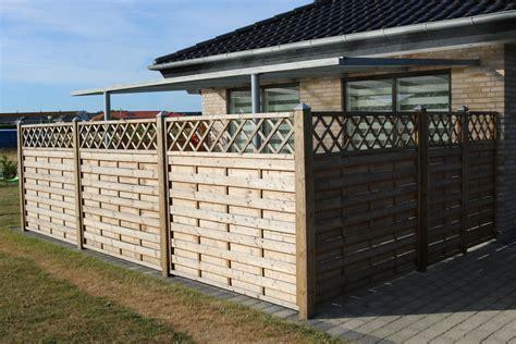 Garten Sichtschutz Holz Befestigen by Sichtschutz Befestigen 187 So H 228 Lt Er Auch Bei Starkem Wind
