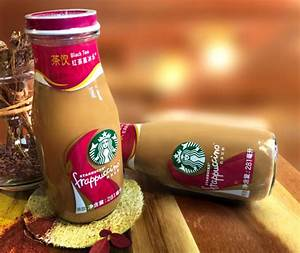 Starbucks releases ready-to-drink milk tea products in ...