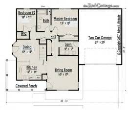 2 bedroom cottage floor plans small two bedroom cottage the cottage floor plans home designs commercial buildings