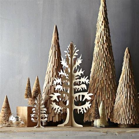 Trends Weihnachten 2015 by Wooden Tree New Year Trends Decoration