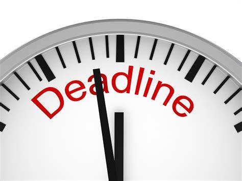 Deadlines approaching in January 2015   LMU Bioethics Hub