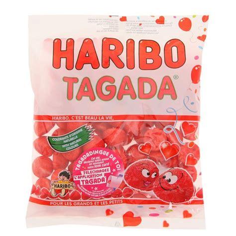 achat cuisine allemagne haribo bonbons fraise tagada 300g achat vente bonbons