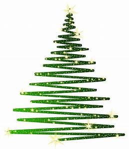 Green Christmas Tree Clipart - ClipartXtras