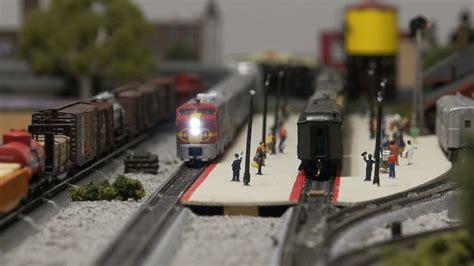 Robert Ruggles' Nscale Railroad Youtube
