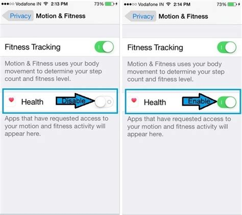 s health app for iphone health app not counting steps on iphone how to fix