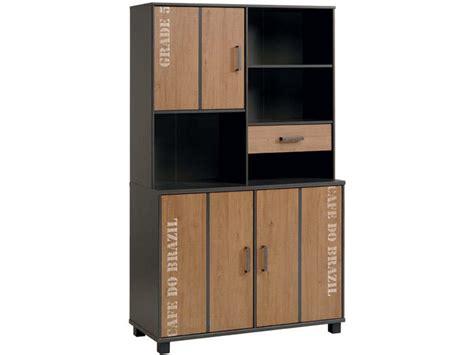 meuble vaisselier cuisine petit meuble de rangement cuisine pas cher maison et