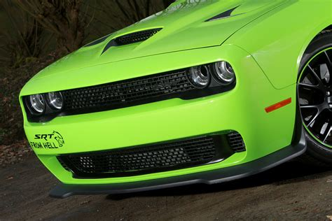 Dodge Challenger Hellcat Arrives In Europe