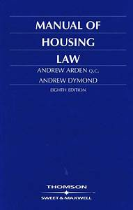 Manual Of Housing Law