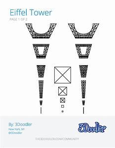 Stencils galore 3doodler community site blog kickstarter for 3doodler templates