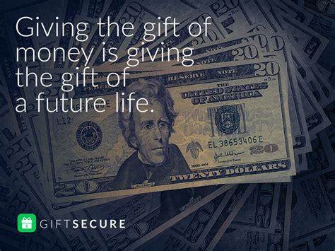 giving  gift  money  giving  gift   future