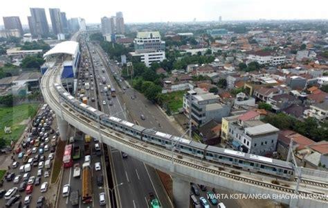 Rd Jakarta progres pengerjaan sudah 99 mrt jakarta siap diujicoba