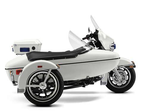 2003 Harleydavidson Police Sidecar