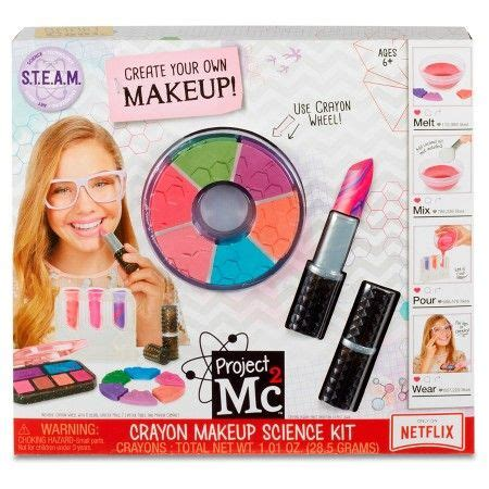 project mc crayon makeup science kit target project