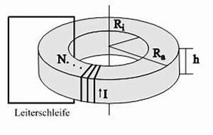 Magnetischen Fluss Berechnen : magnetischer fluss einer toroid spule ~ Themetempest.com Abrechnung
