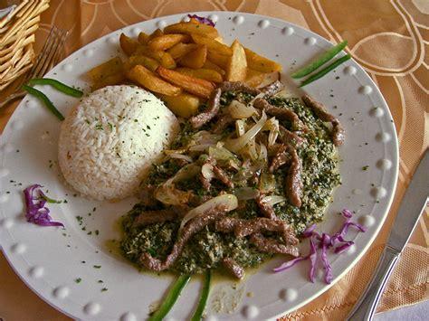 spécialité africaine cuisine cup of food food a