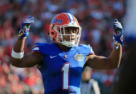 nfl draft scouting report florida cb vernon