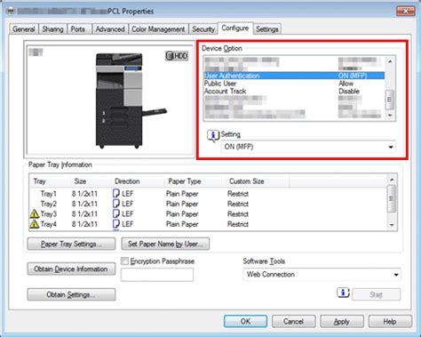 Konica minolta bizhub c287 driver download. Konica Minolta Bizhub 287 Driver : KONICA MINOLTA BIZHUB C287 - Multifunzione - Ideal Office ...
