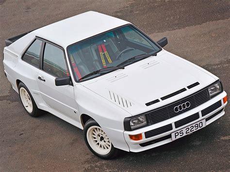 1984 Audi Sport Quattro Tuning Race Racing F Wallpaper