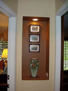 Recessed Wall Niche Decorating Ideas - bombadeagua.me