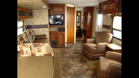 passport rk rear kitchen travel trailer