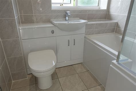 Wall To Wall Bathroom Units Fitted In Warwick