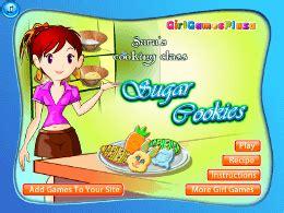 l 233 cole de cuisine de cookies au sucre un des jeux en ligne gratuit sur jeux jeu fr