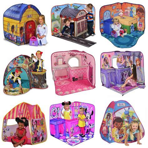 disney cartoon character pop  play tent   play scape