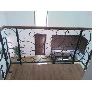 Balustrade fier forjat interior   Timisoara   Akis Group