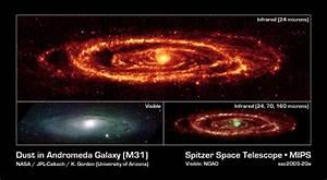 NASA Spitzer Space Telescope Sees Turmoil Next Door in ...