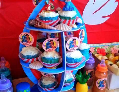 lilo  stitch birthday tallulas luau   ta luau