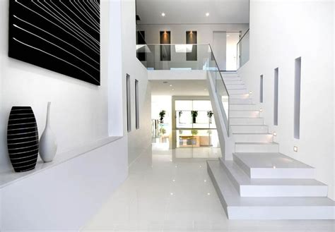 modern home white karlson homes caesar floor tiles