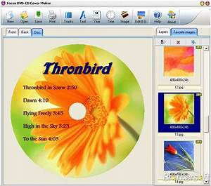 download free focus dvd cd cover maker focus dvd cd cover With disc cover maker
