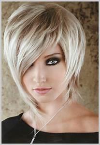 Coloration Cheveux Court : coupe de cheveux mi court mi long ~ Melissatoandfro.com Idées de Décoration