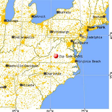 lynchburg virginia offender map is 24501 zip code lynchburg virginia profile homes