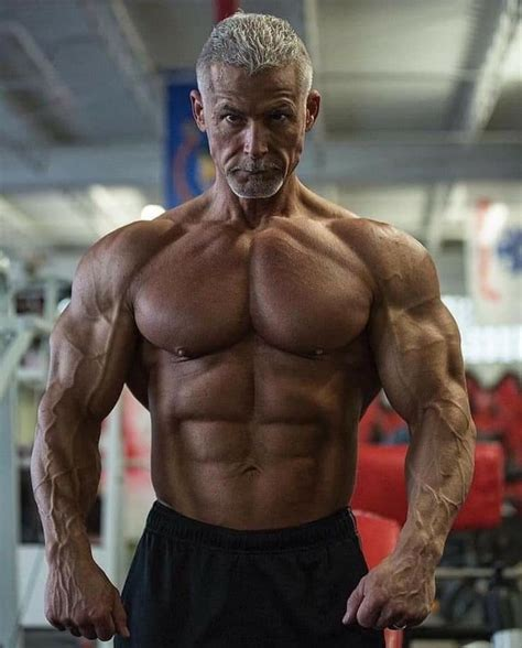 Pin by Smdca on Older Muscle | Old bodybuilder, Fitness ...