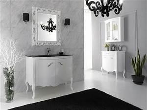deco salle de bain baroque With meuble salle de bain baroque