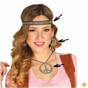 Stirnband Selber Machen : flower power hippie zubeh r set ohrringe stirnband peace kette ~ Watch28wear.com Haus und Dekorationen