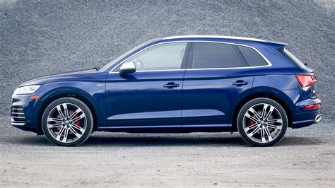 Sporty Suvs by 2018 Audi Sq5 Suv Review Sporty Luxurious And Pricey