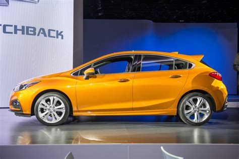 2017 Chevrolet Cruze Rs Hatchback Review Test  Gm Authority