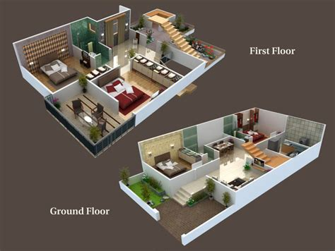 25 X 60 Home Design : Modern Style Of Living In Jalore City