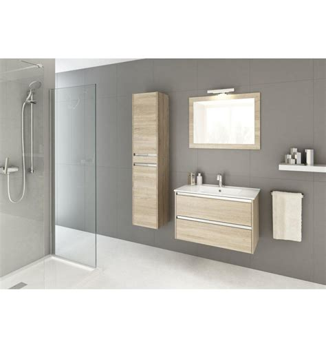 fonte oak sonoma 60cm bathroom furniture bathroom