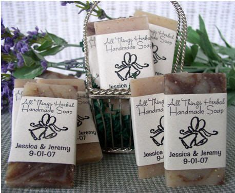 ideas  soap wedding favors  pinterest soap