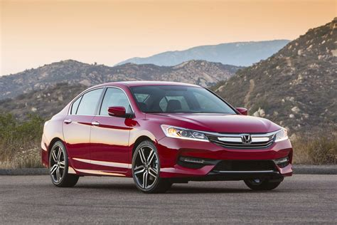 honda accord adds  driven sport special edition