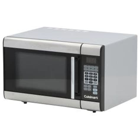 home depot countertop microwaves cuisinart 1 0 cu ft countertop microwave in stainless