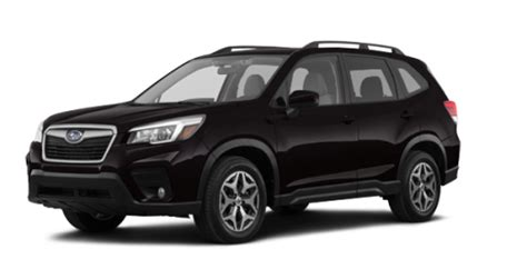 subaru forester convenience  eyesight ogilvie