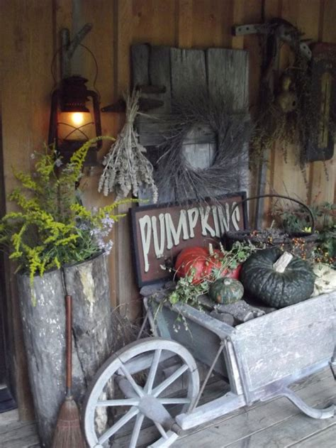 cozy thanksgiving porch decor ideas digsdigs