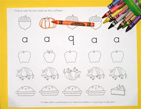 instant  printable alphabet worksheets letter