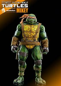 Good Name Designs Kevin Eastman Tmnt Mikey